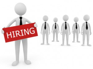 Hiring Salespeople - recruitment