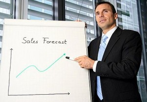 sales simulation forecast